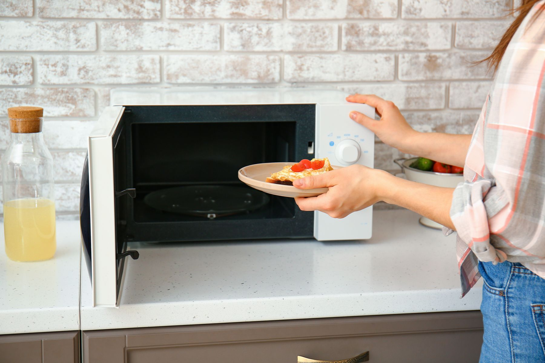 How to Clean A Microwave Like a Pro shutterstock 1690933894