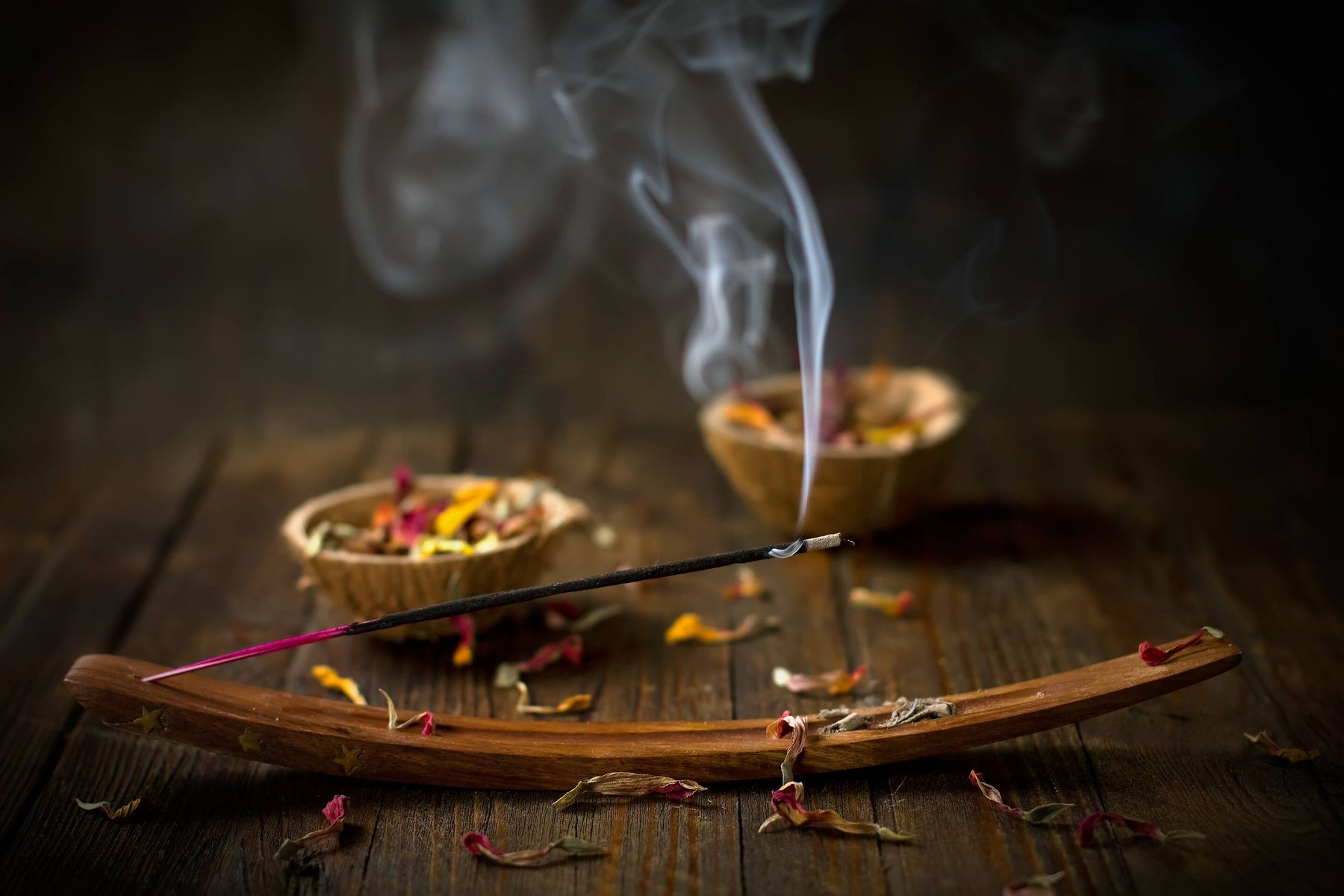 How to Remove Incense Stick (Dhoop Batti) Smoke Stains from Your Walls