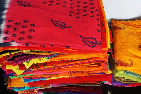 How to Prevent the Colour of Your Cotton Kalamkari Saree from Fading