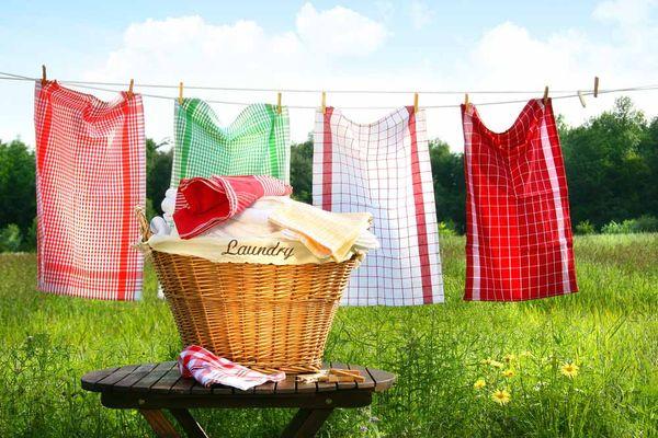3 Lưu ý khi giặt quần áo nếu bạn thường nổi mẩn ngứa khi trời nóng