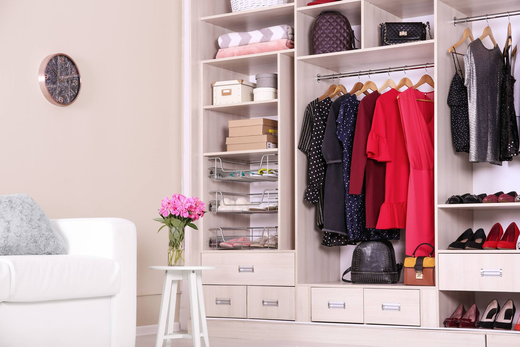 too much stuff at home check out these creative ways to declutter your home