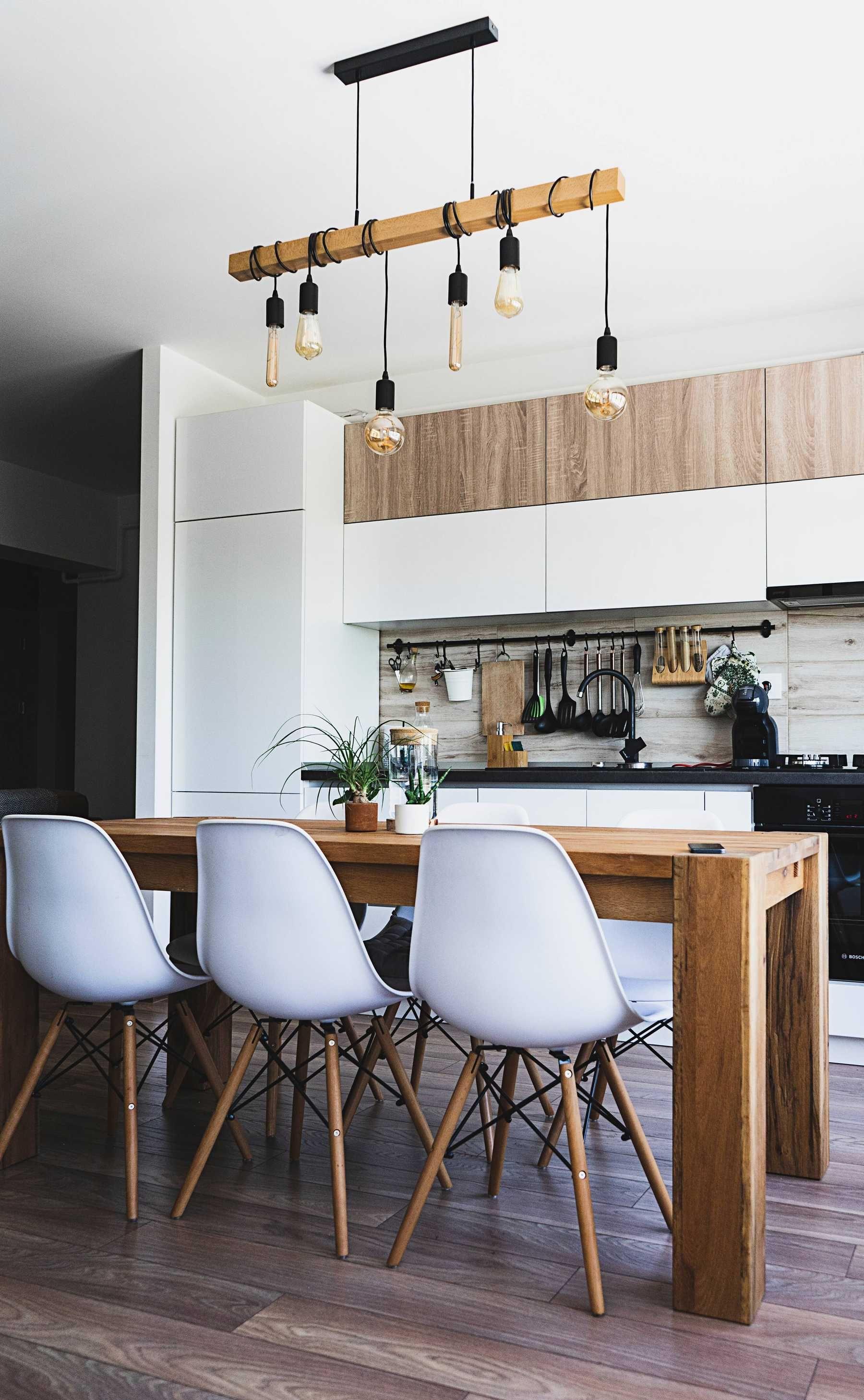 trang trí nhà bếp với vật dụng, phụ kiện handmade