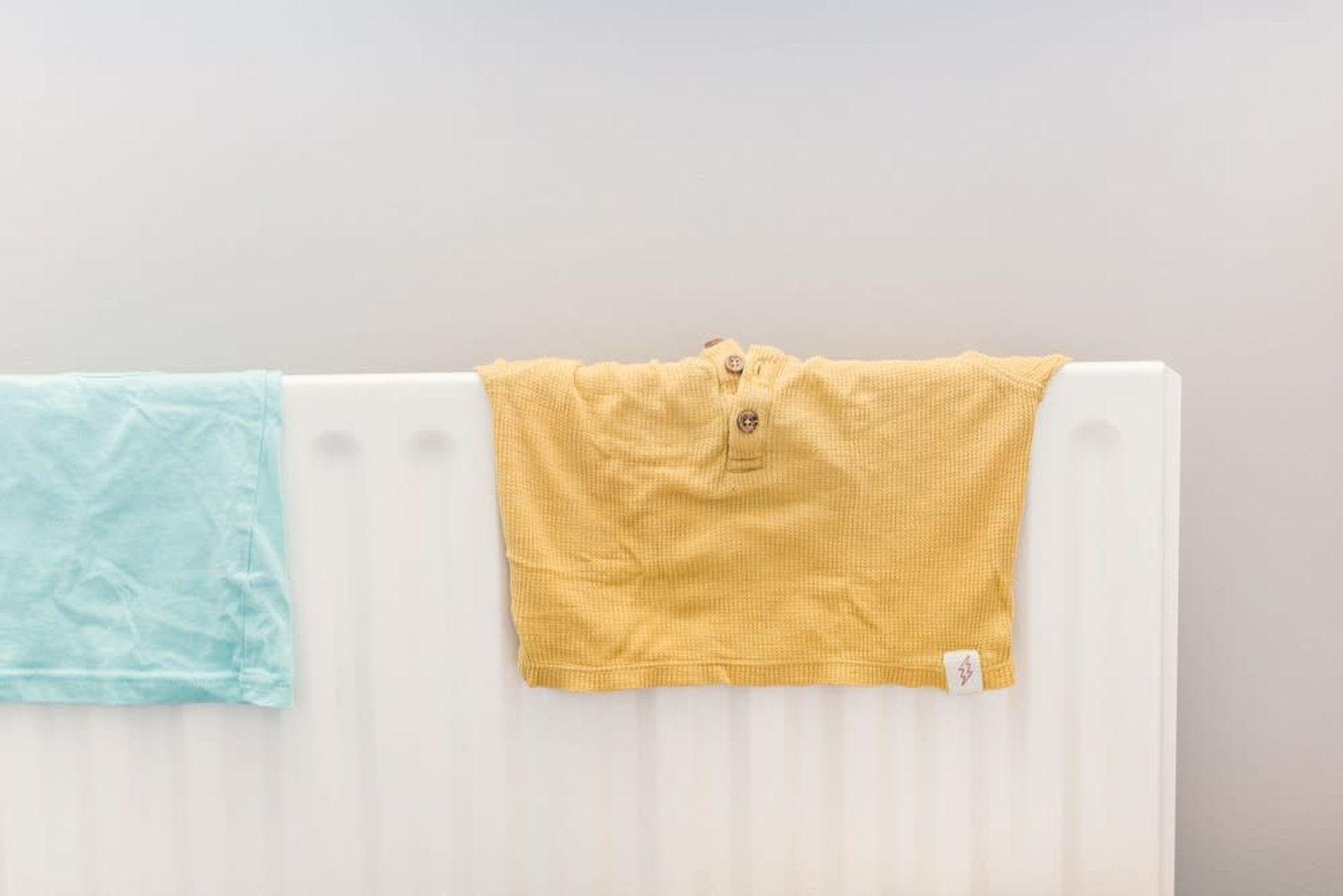 Bebek kıyafetleri nasıl kurutulmalı