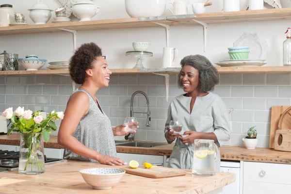 4 Tuyệt chiêu phụ nữ nào cũng nên biết khi vào bếp