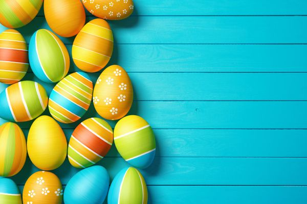 Easter egg hunt ideas: how to transform your home into an Easter treasure map