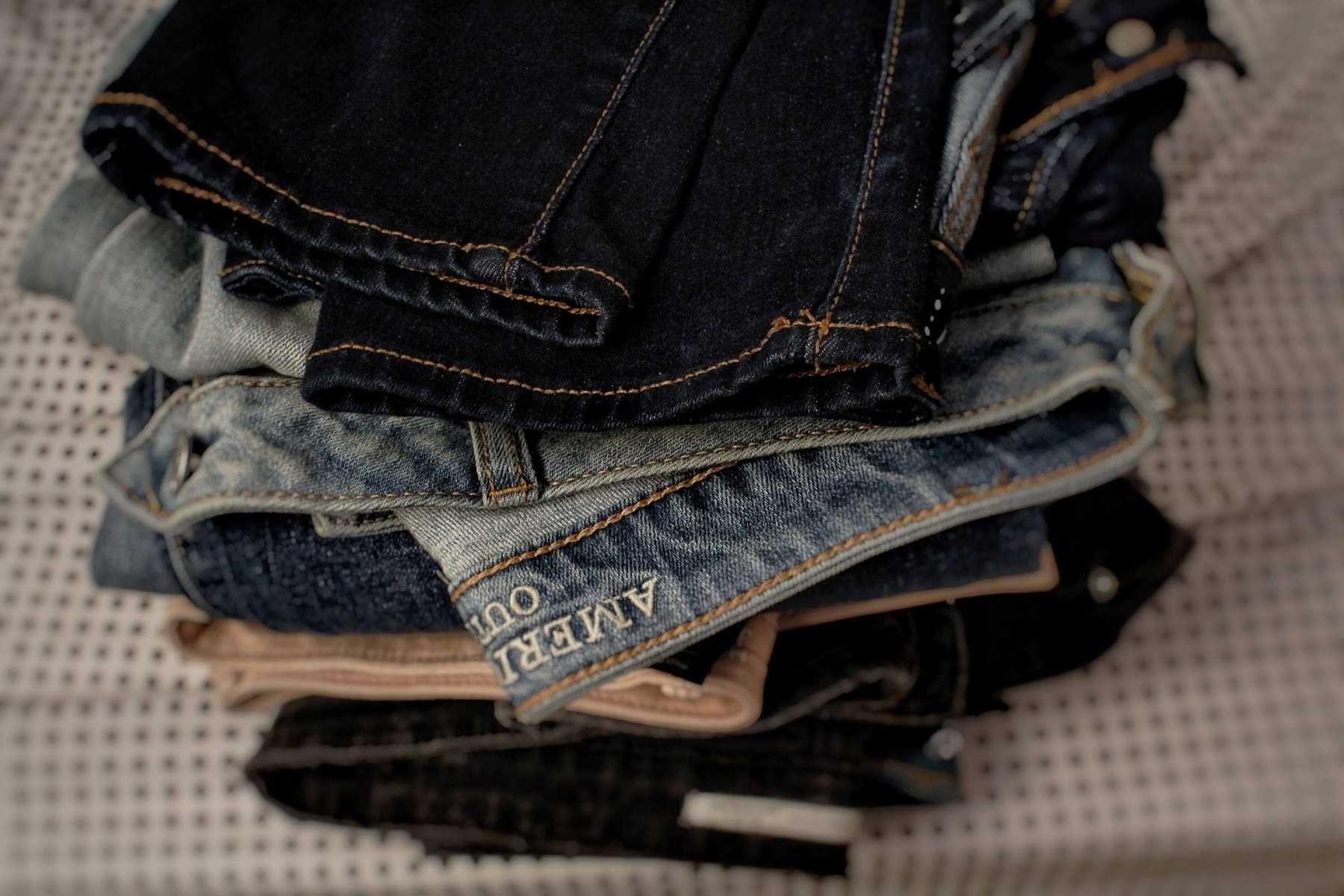 Những sai lầm thường gặp khi vệ sinh quần jean