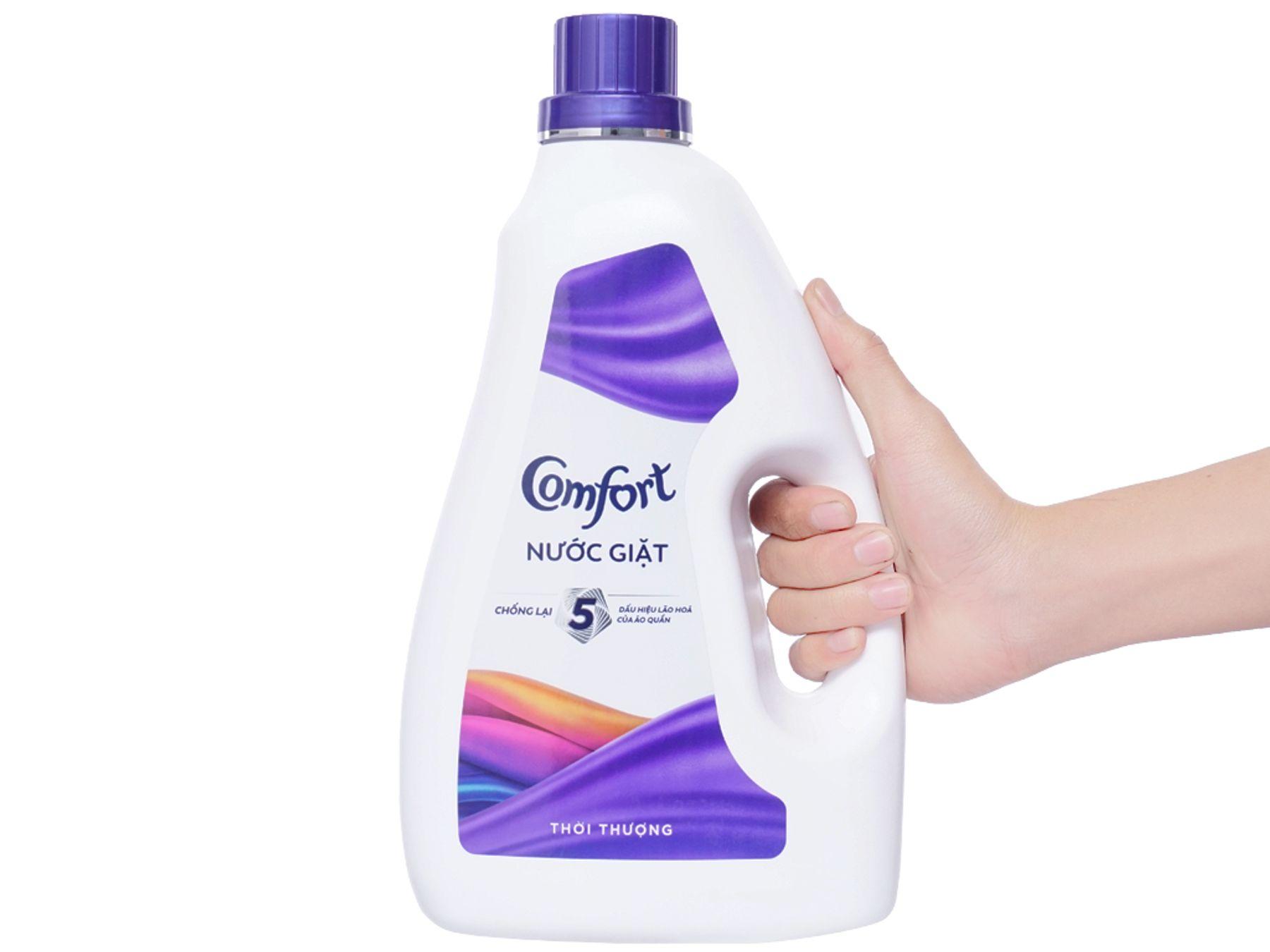 Nước giặt Comfort