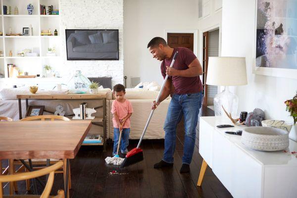 Mách bạn cách vệ sinh 4 loại sàn nhà thông dụng