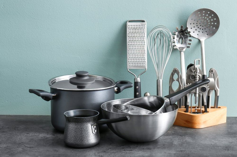 Memastikan Peralatan Dapur Bebas dari Bakteri