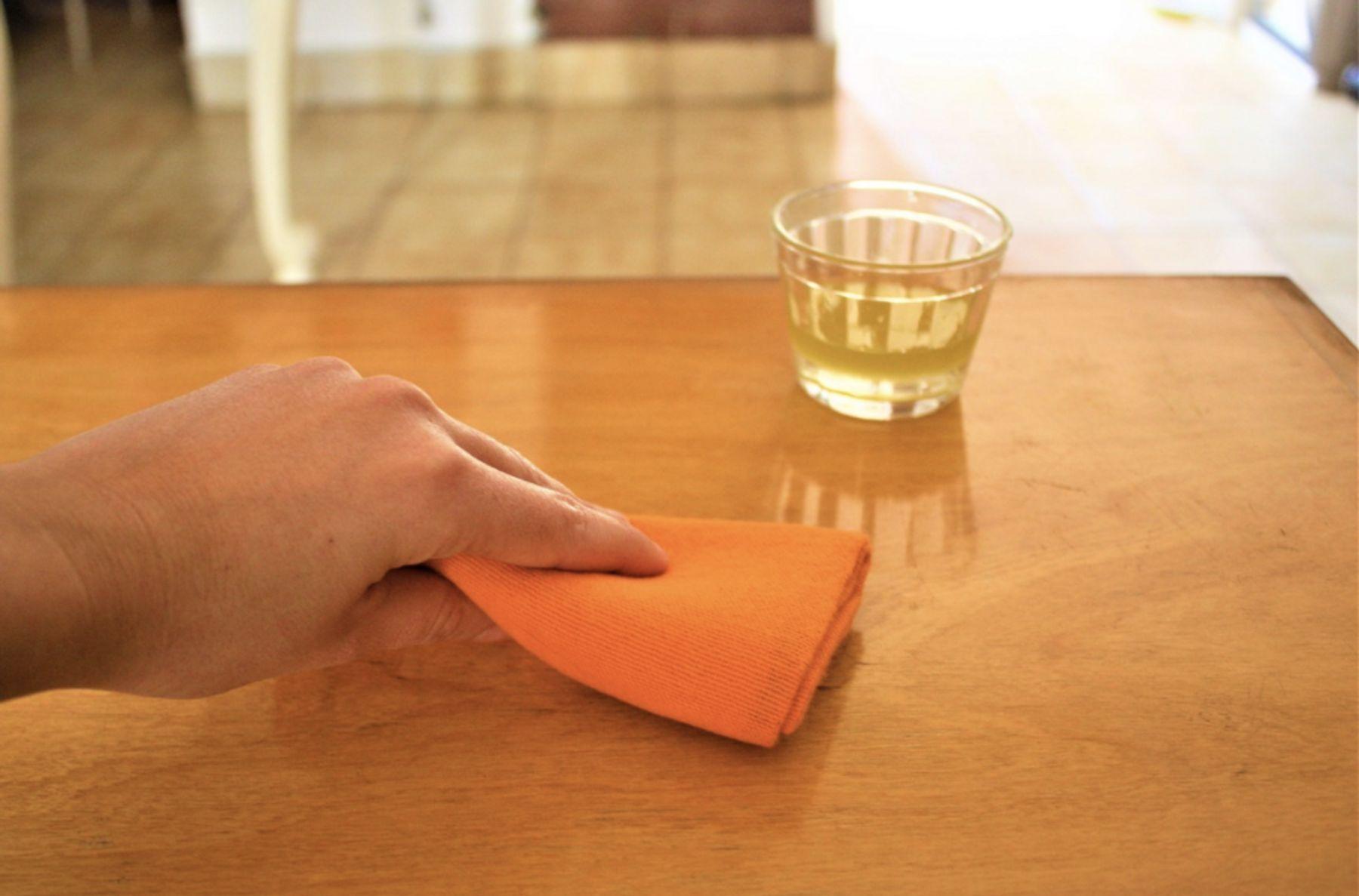 Métodos para cuidar y limpiar muebles de madera