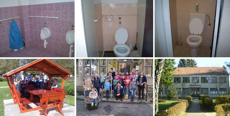 3 cách xử lý nhà vệ sinh có mùi hôi hiệu quả nhất, cho bé an tâm đến trường