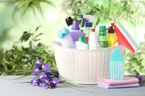 16 Cleaning Materials You Need For Your Home shutterstock 1686844489