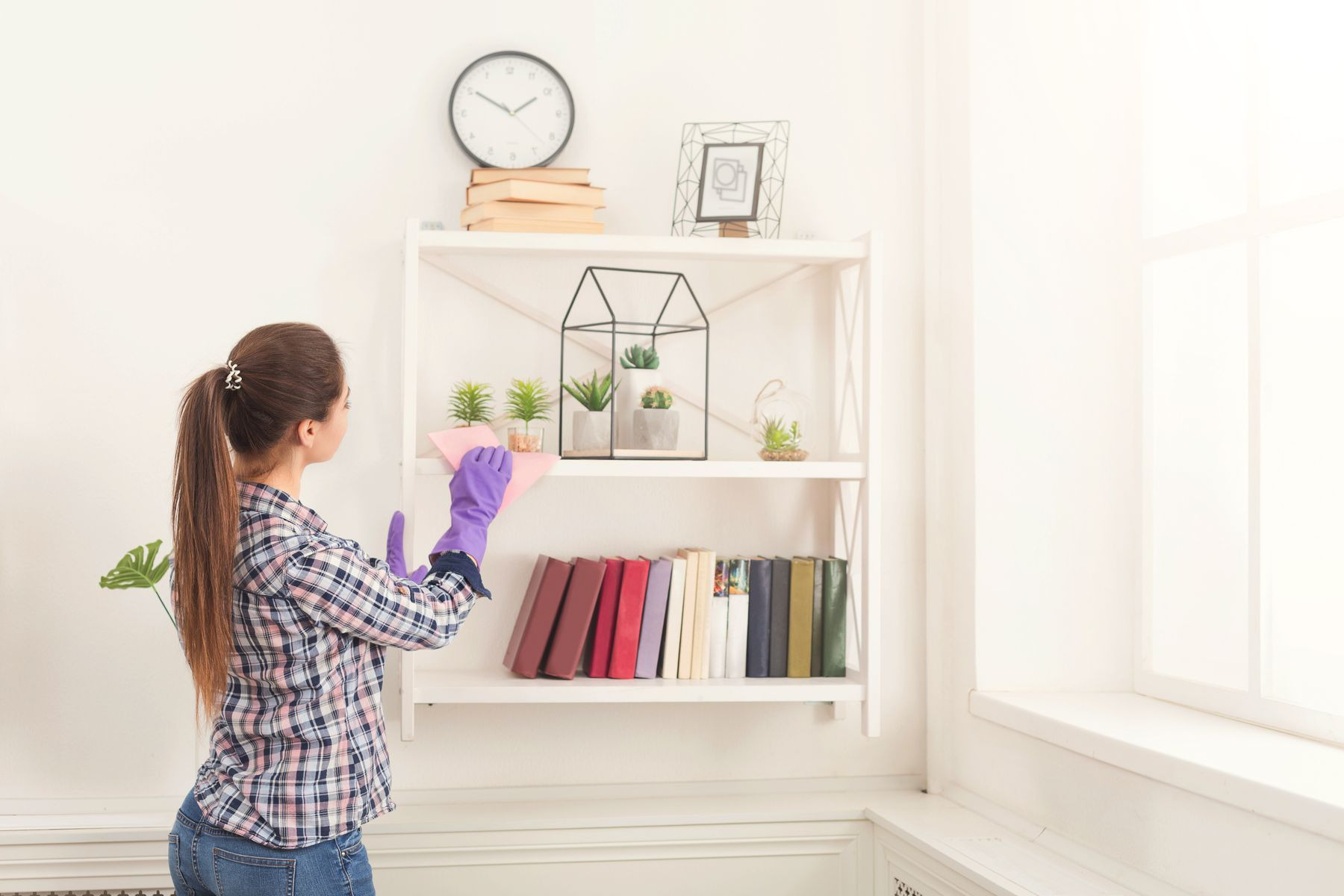 Cleaning Tips to Get Rid of Dust Mite from Your Home shutterstock 1119415298