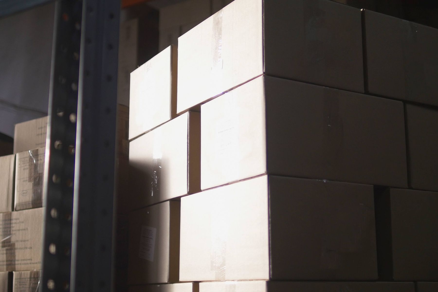 How to Clean Cardboard Box Stains from Your Storage Space | Get Set Clean