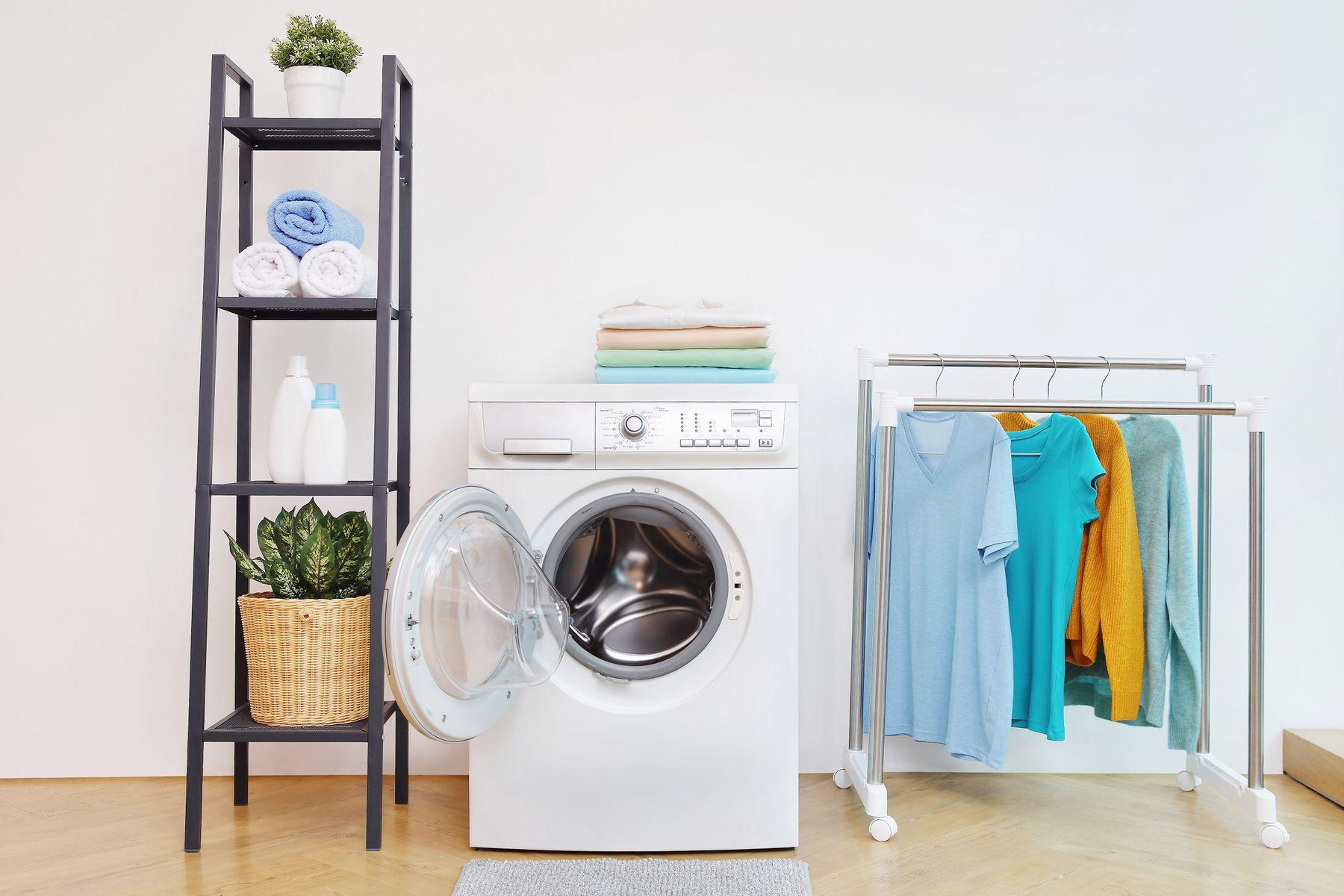 Using a Washing Machine