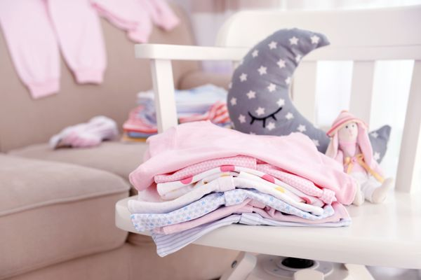 How to Clean Stains from Your Baby's Clothes shutterstock 436535698