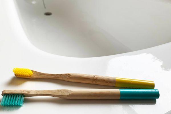 Renkli ve Ahşap Diş Fırçaları