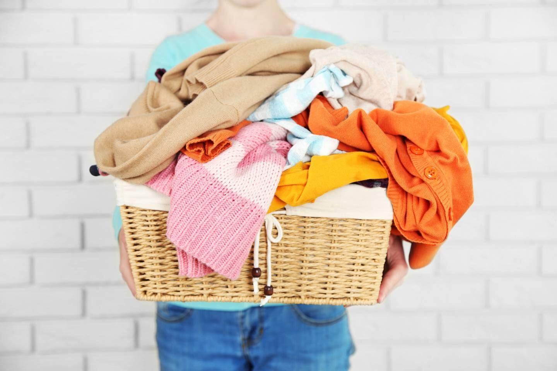Giặt quần áo bằng cotton sao cho không bị sờn rách?