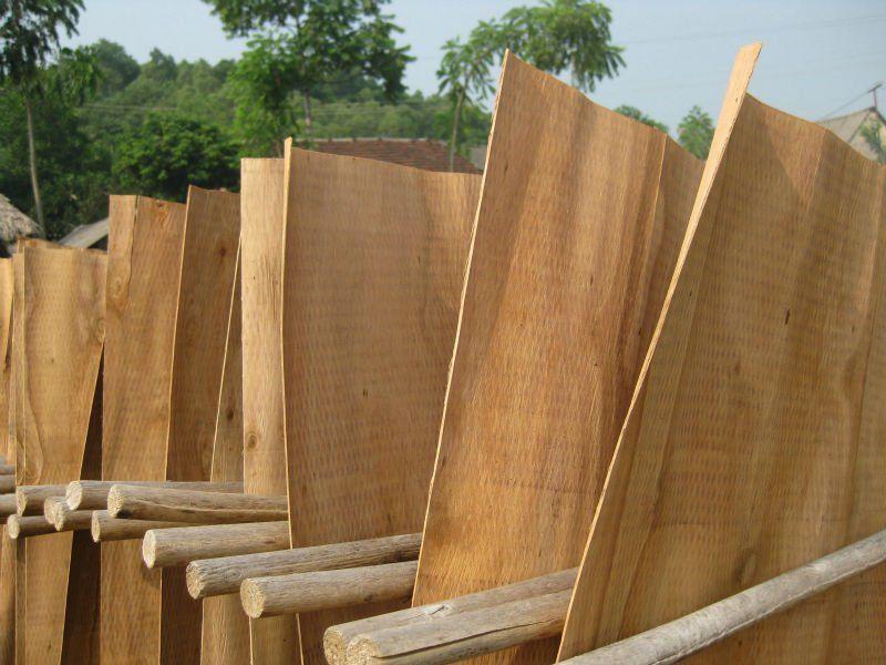 Cách diệt mối tận gốc - phơi đồ gỗ ngoài trời nắng