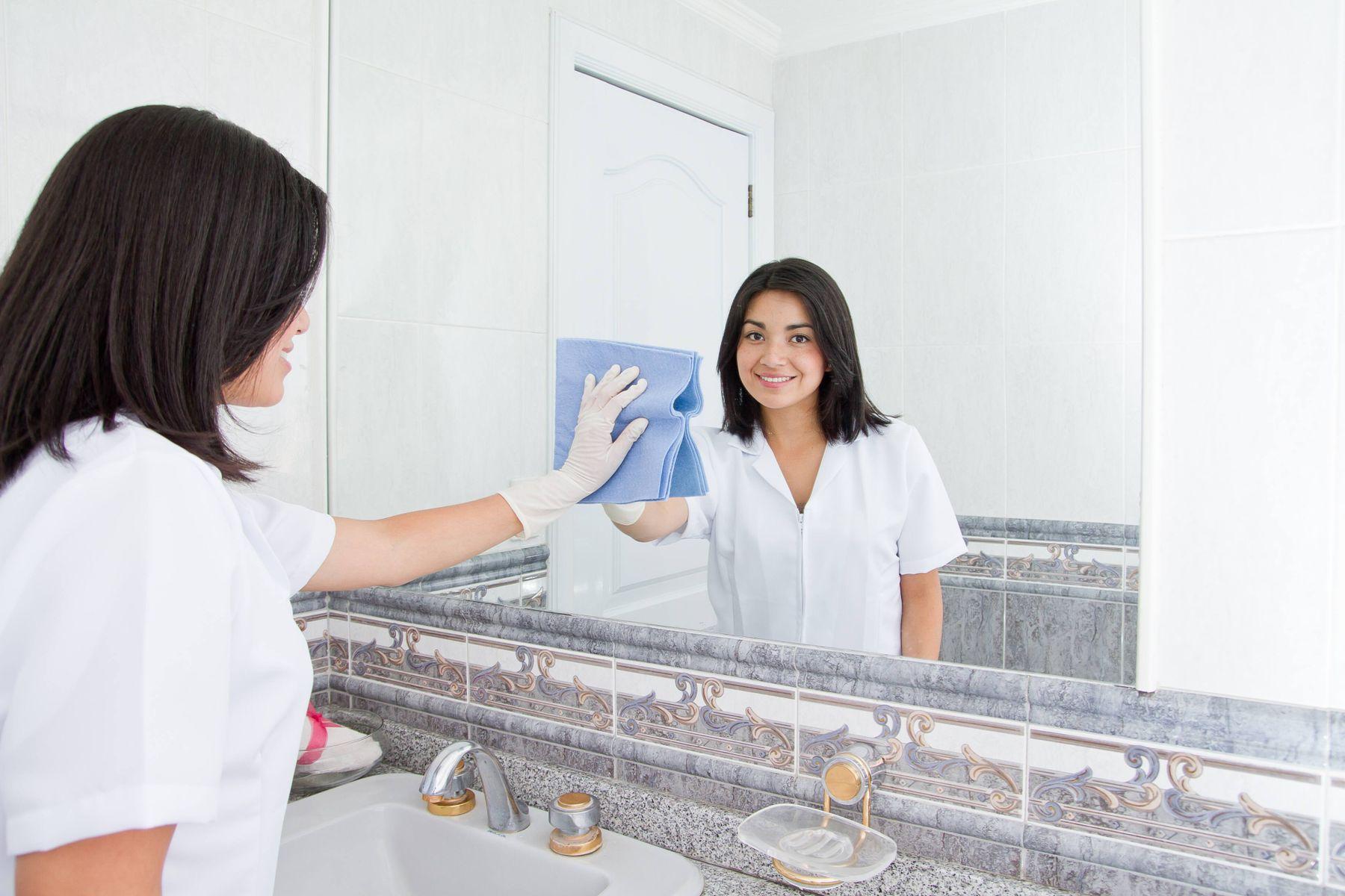 5 Mẹo để kính nhà tắm luôn sáng bóng như mới