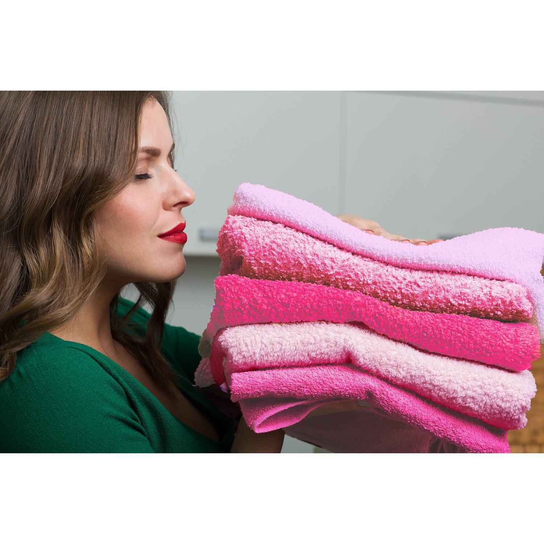khử mùi hôi rủ lạnh bằng khăn bông