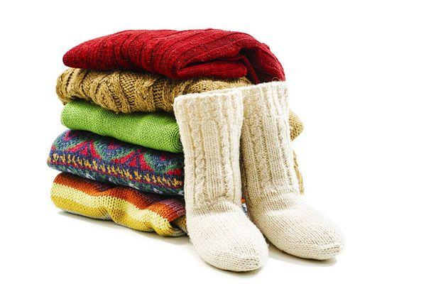 Top đồ mẹ cần chuẩn bị cho trẻ sơ sinh khi mùa đông tới
