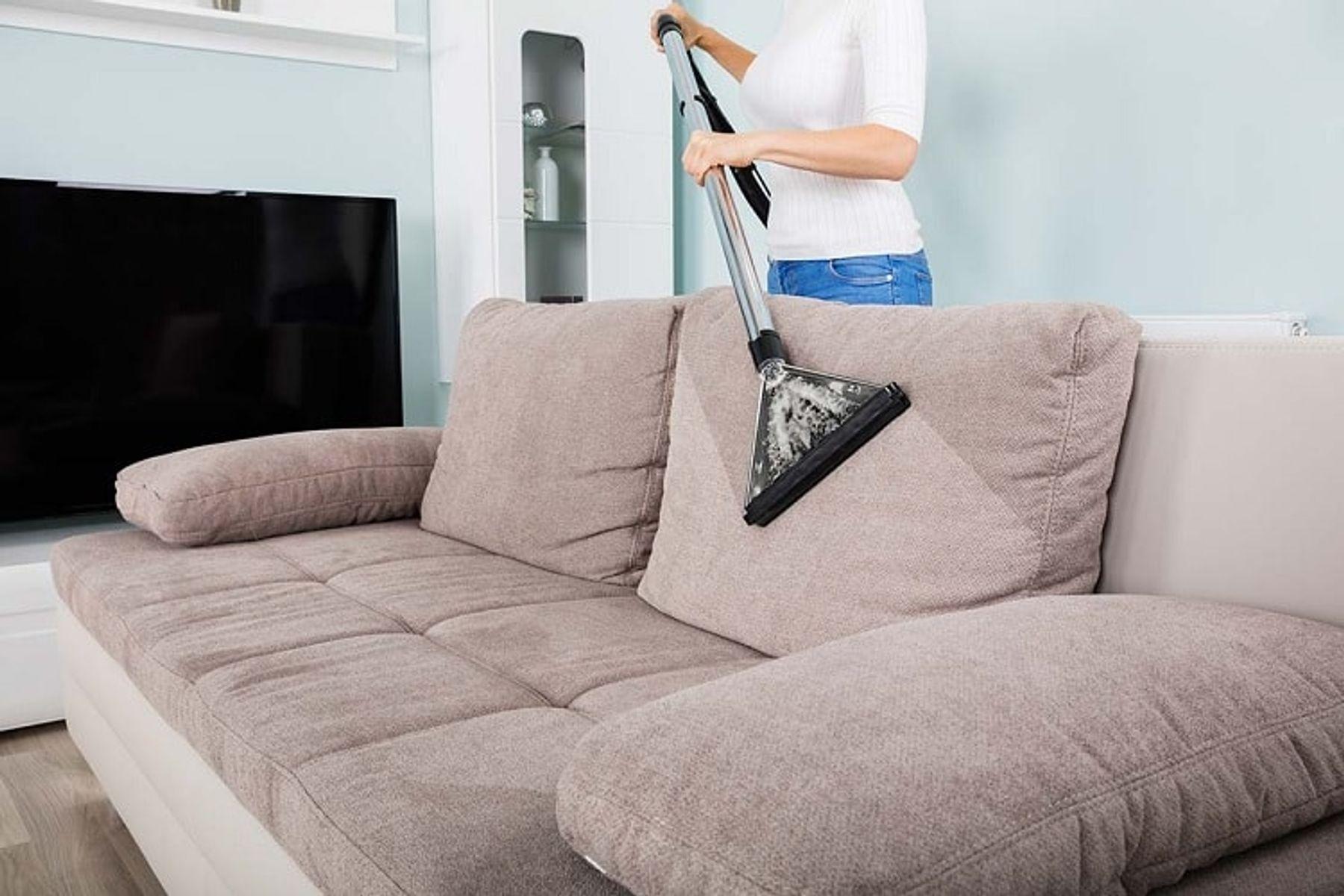 Cách sử dụng máy giặt ghế sofa