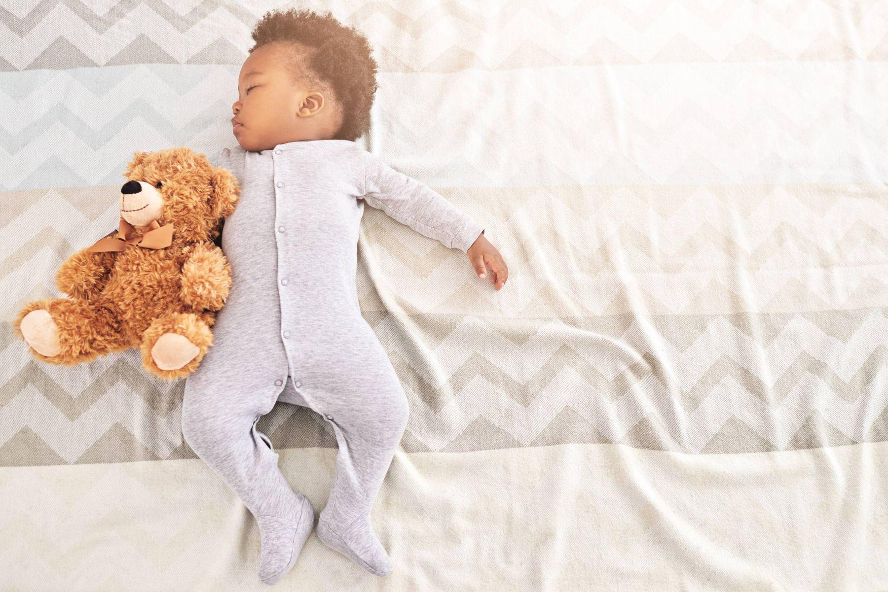 Nhiệt độ phòng cho trẻ sơ sinh ngủ ngon và phù hợp là 26 độ C