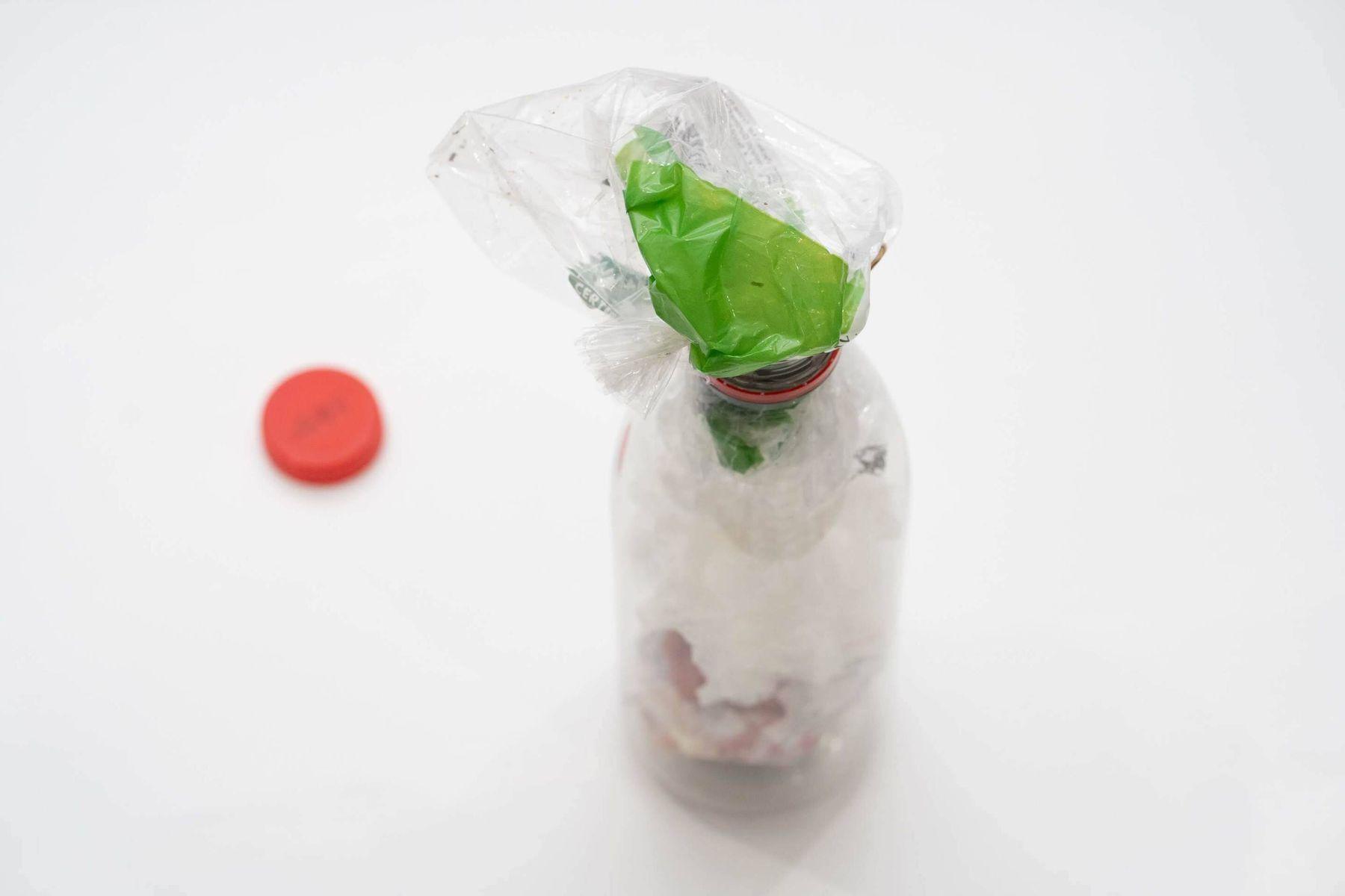 Dùng túi ni lông tái chế có ảnh hưởng sức khỏe?
