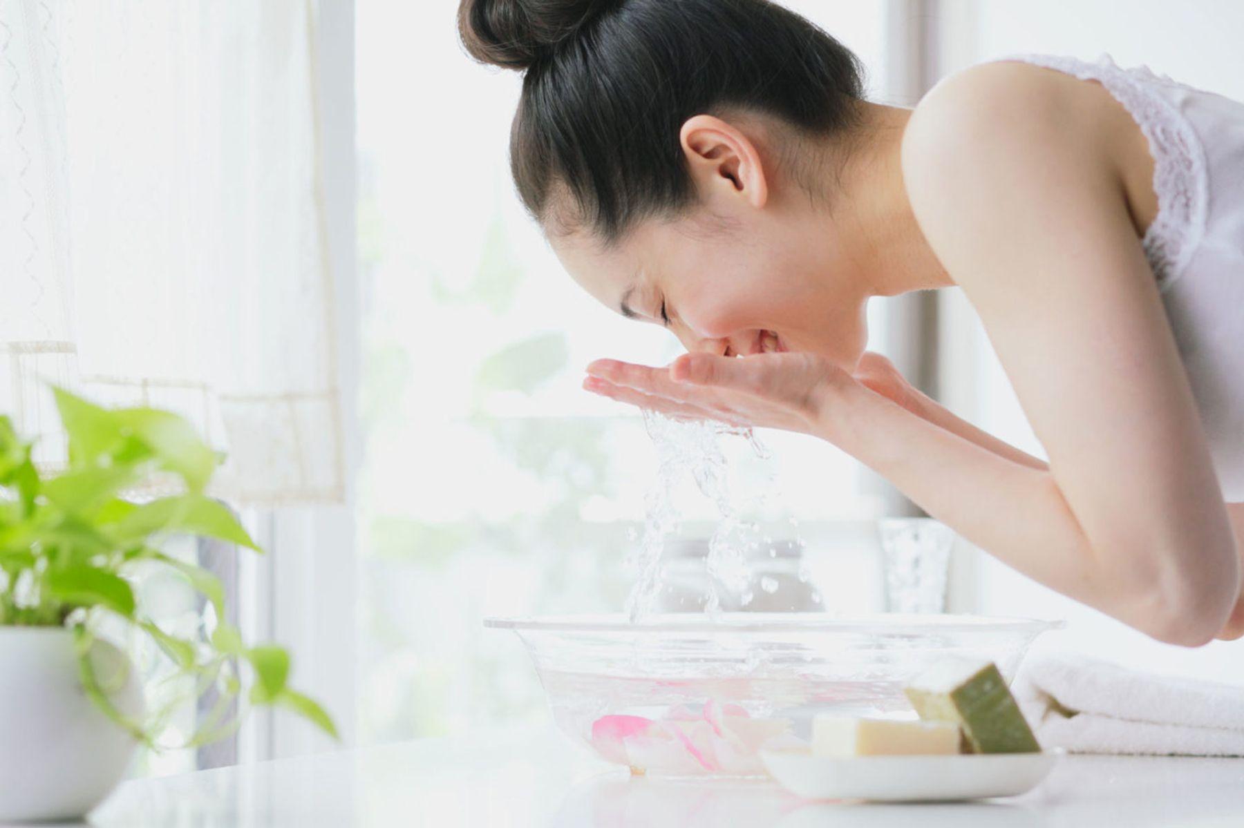 Bí quyết làm đẹp bằng nước vo gạo