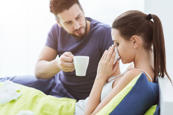 5 Things to do at Home if A Loved One is Unwell