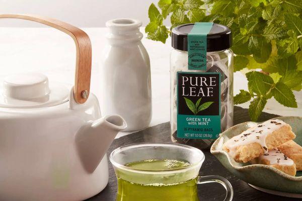 Công dụng của trà xanh đối với các bà nội trợ