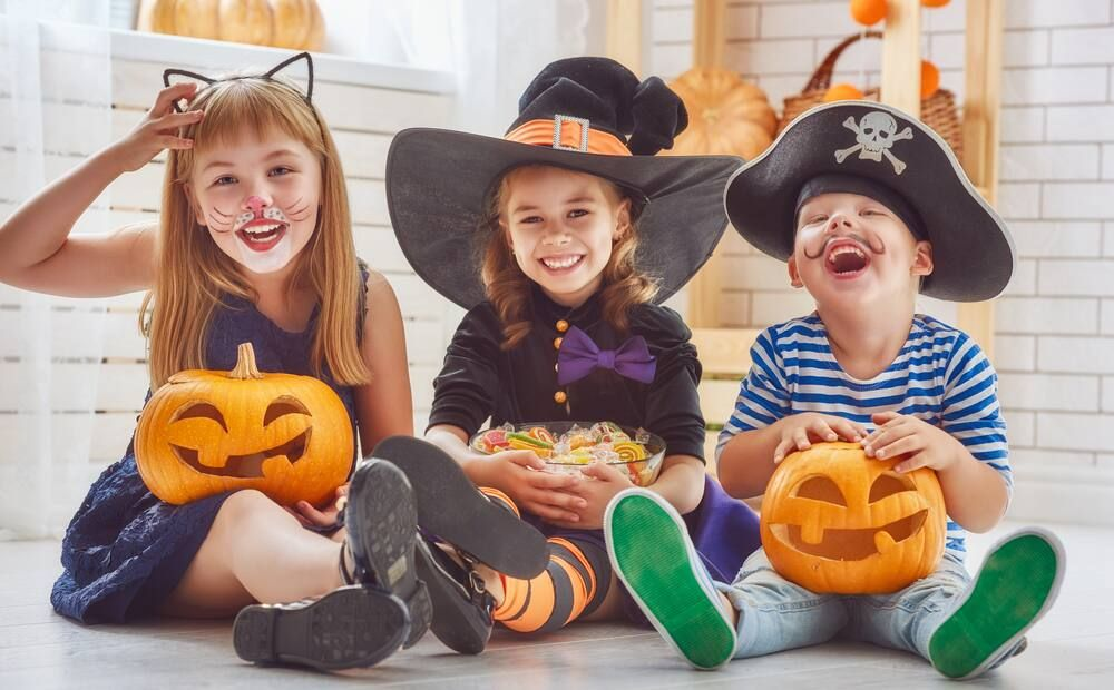 Chọn trang phục ấn tượng cho ngày hội halloween