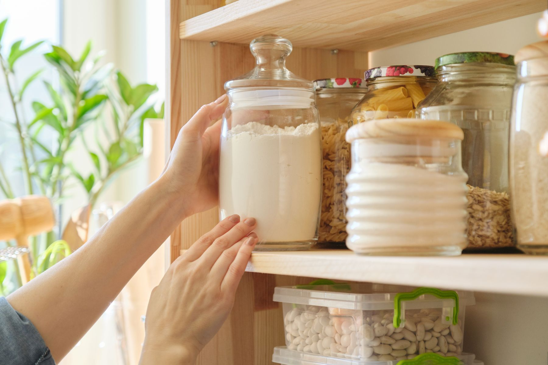 How to Organise Your Kitchen Like A Pro shutterstock 1445768237
