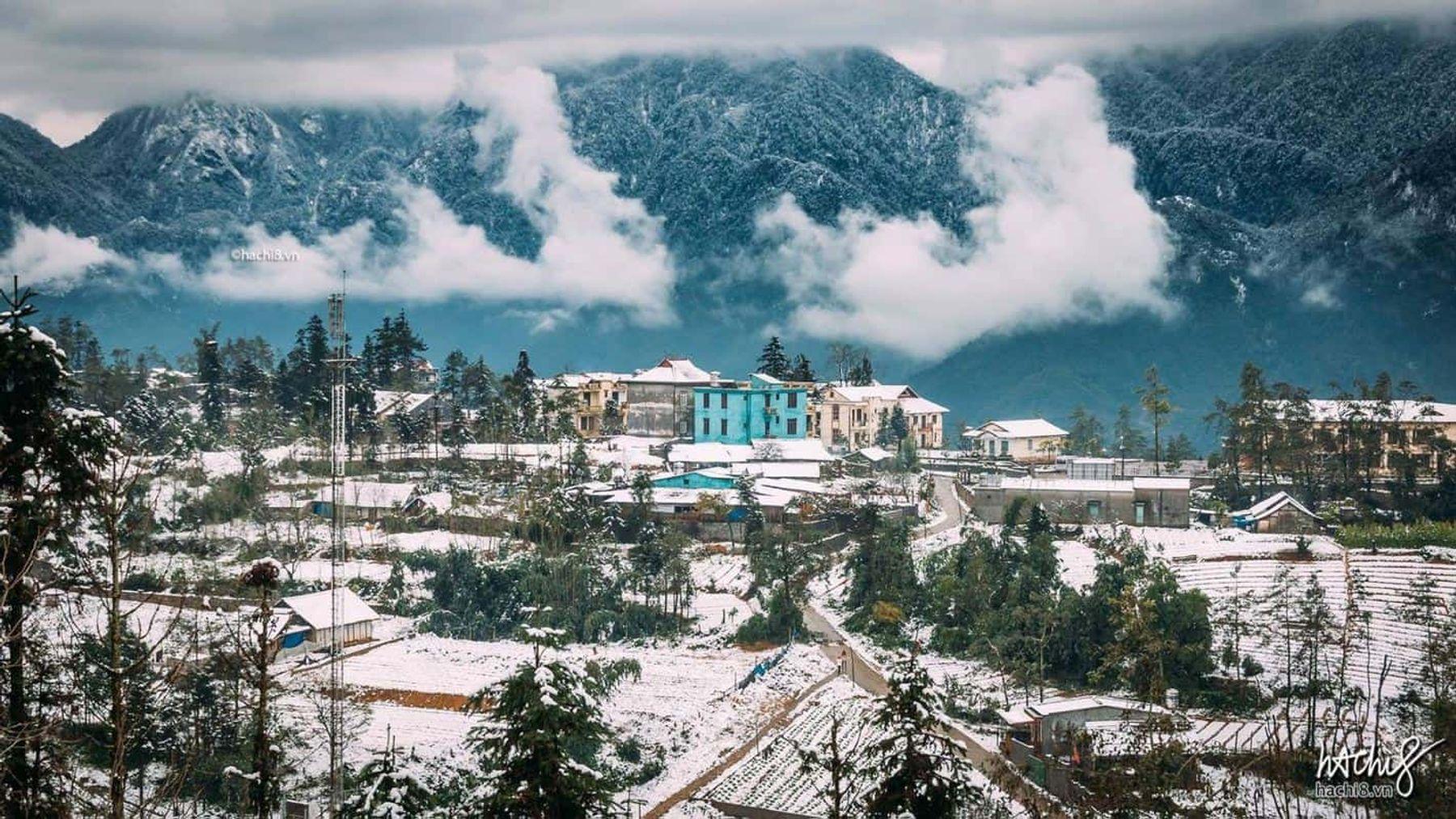 Du lịch Sapa mùa tuyết