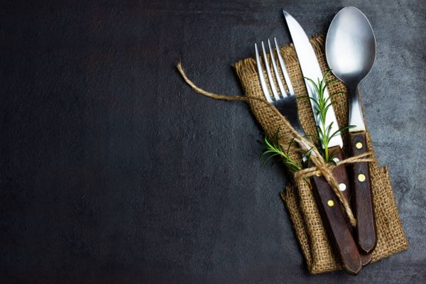 How to Clean Stainless Steel, Silver and Wooden Cutlery Sets | Get Set Clean