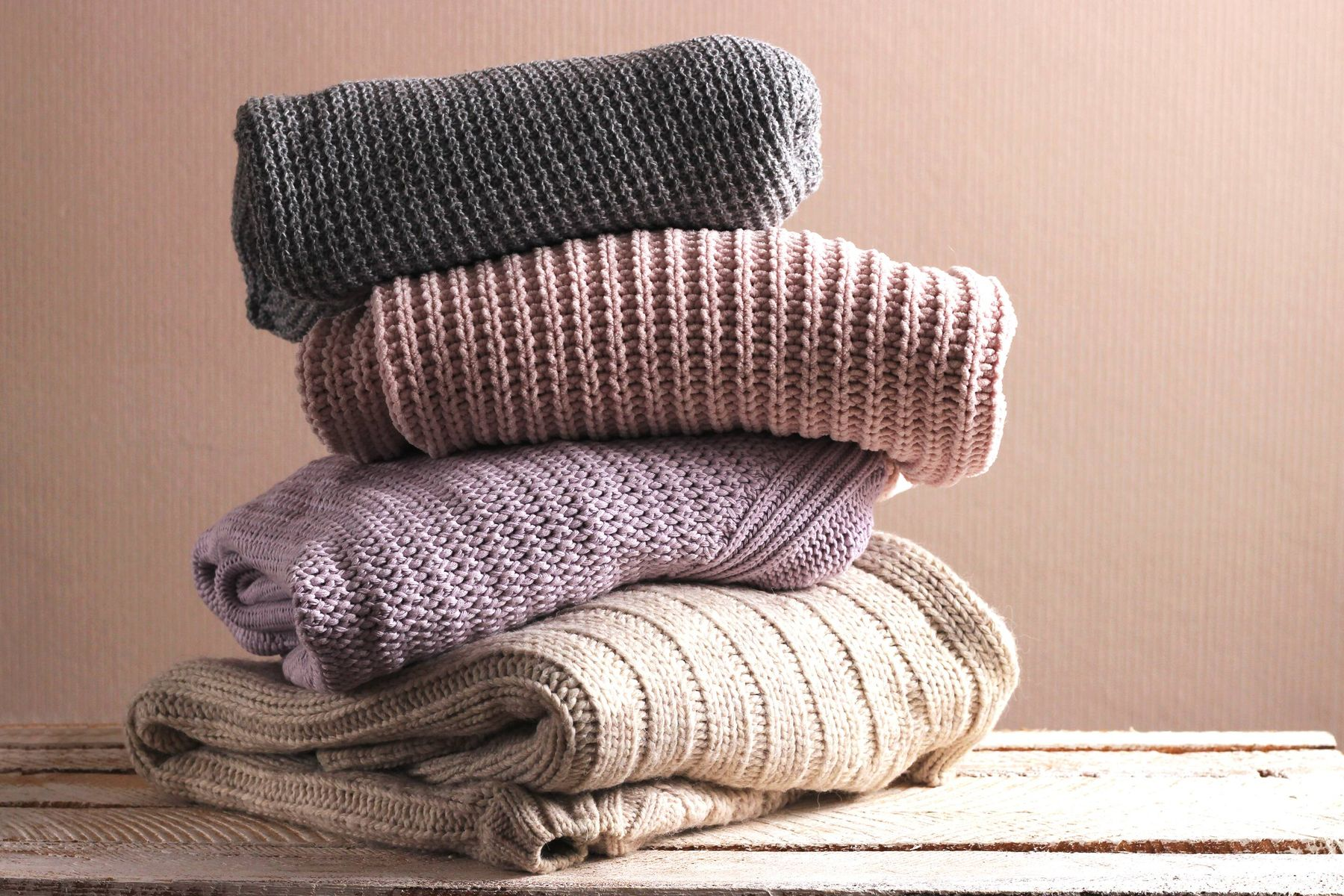 How to Wash Your Woollen Sweater Without Shrinking It