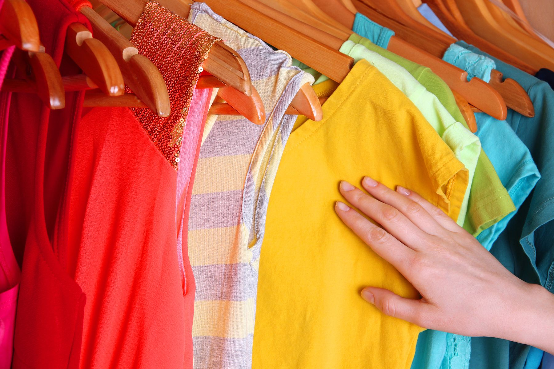 How to Make Your Old Clothes Look Bright Again shutterstock 184795133