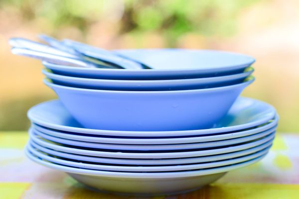 How to Care for Melamine Crockery | Get Set Clean