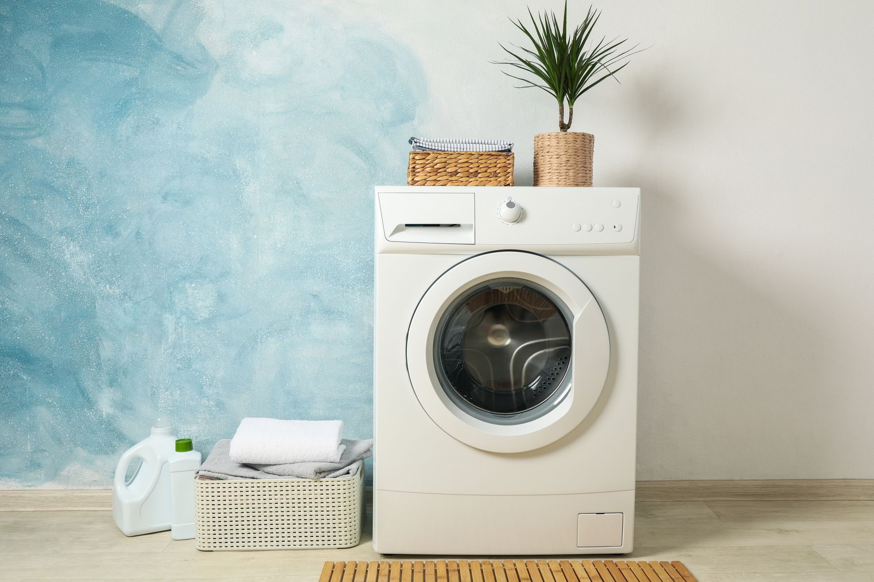 How to Clean Your Top-Loading Washing Machine shutterstock 1610559862