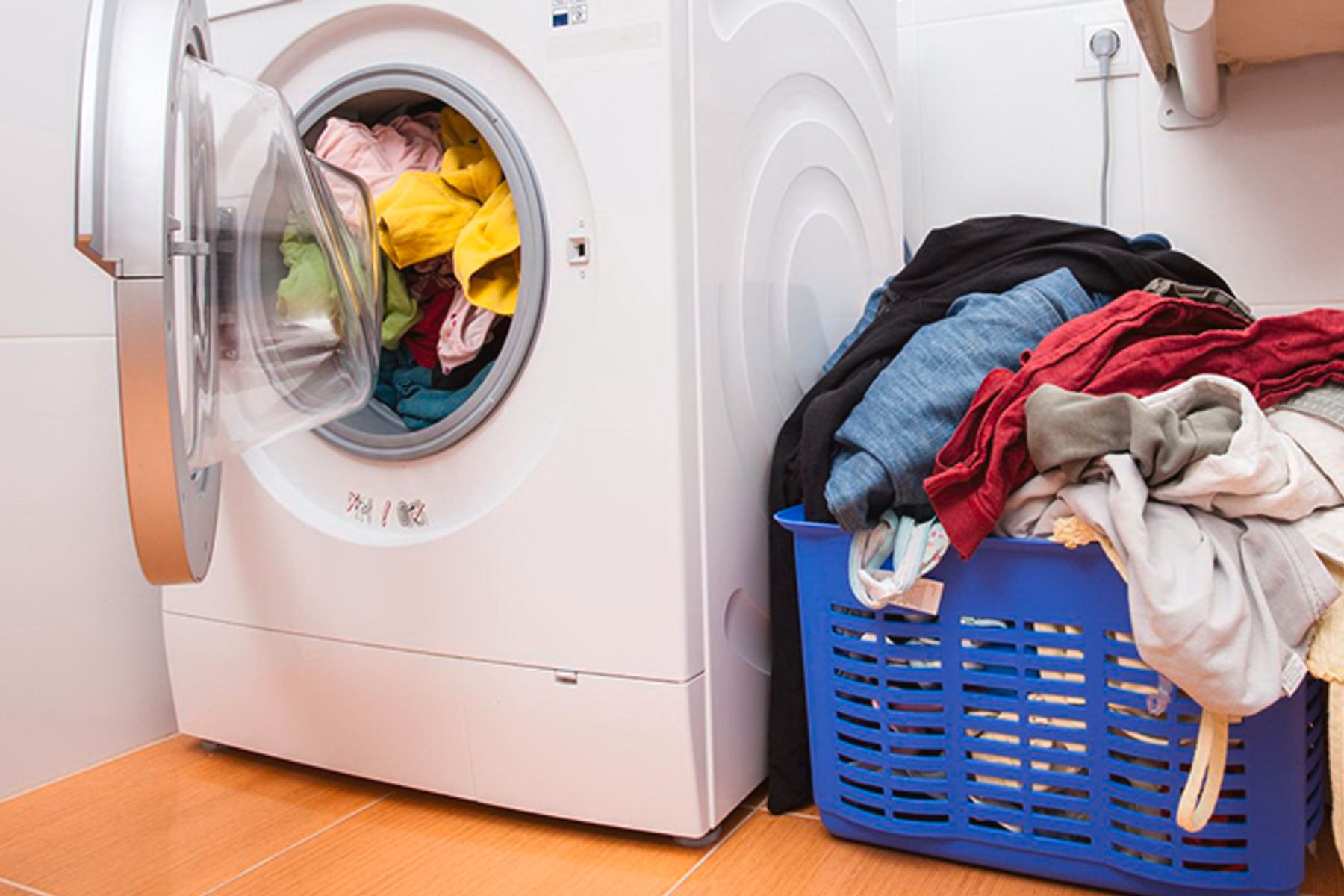 How to Prevent Clothes Smelling Bad after Washing