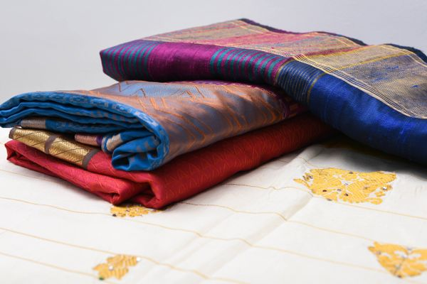 Easy ways to Reuse Old Sarees | Get Set Clean