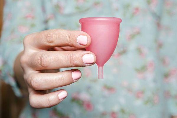 que es la copa menstrual