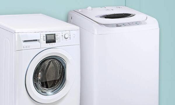 Top 5 hãng máy giặt tốt nhất năm 2019