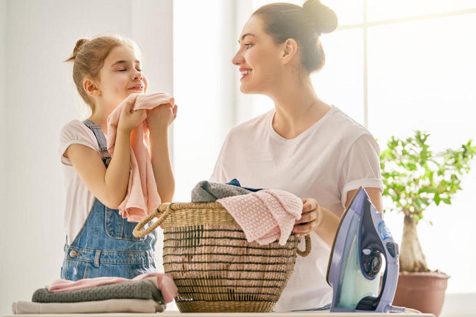 Những lưu ý giúp giặt quần áo thơm lâu