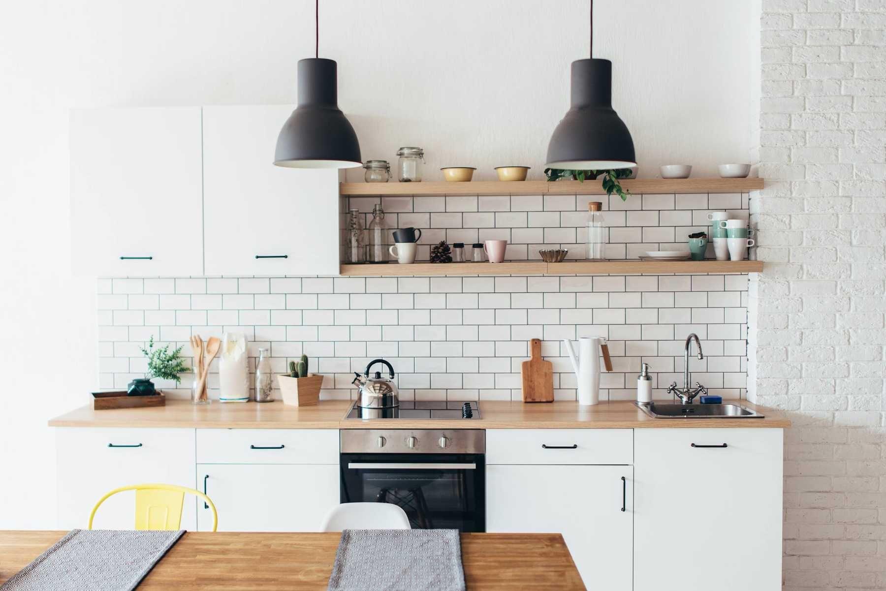 trang trí nhà bếp cấp 4