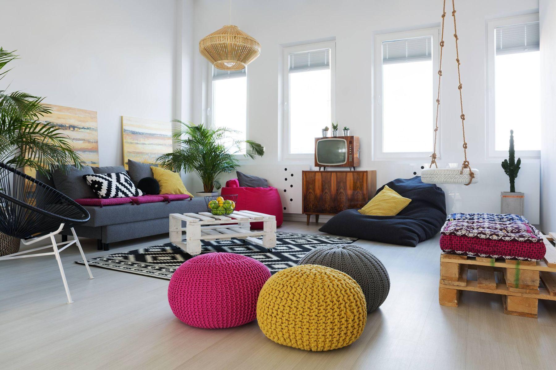 आरामदायक बीन बैग को घर बैठे कैसे करें साफ़ | गेट सेट क्लीन