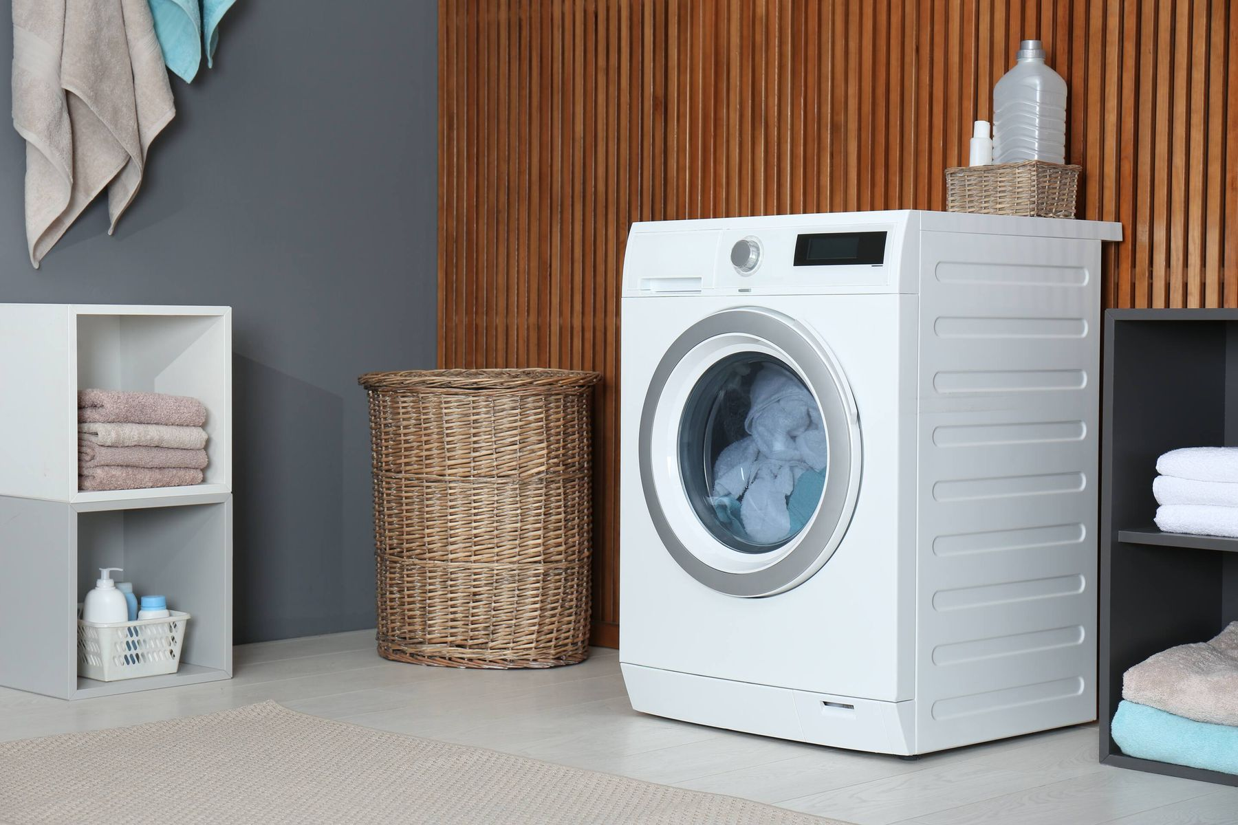 Tired of the Odour in Your Washing Machine? Try These Amazing Tips