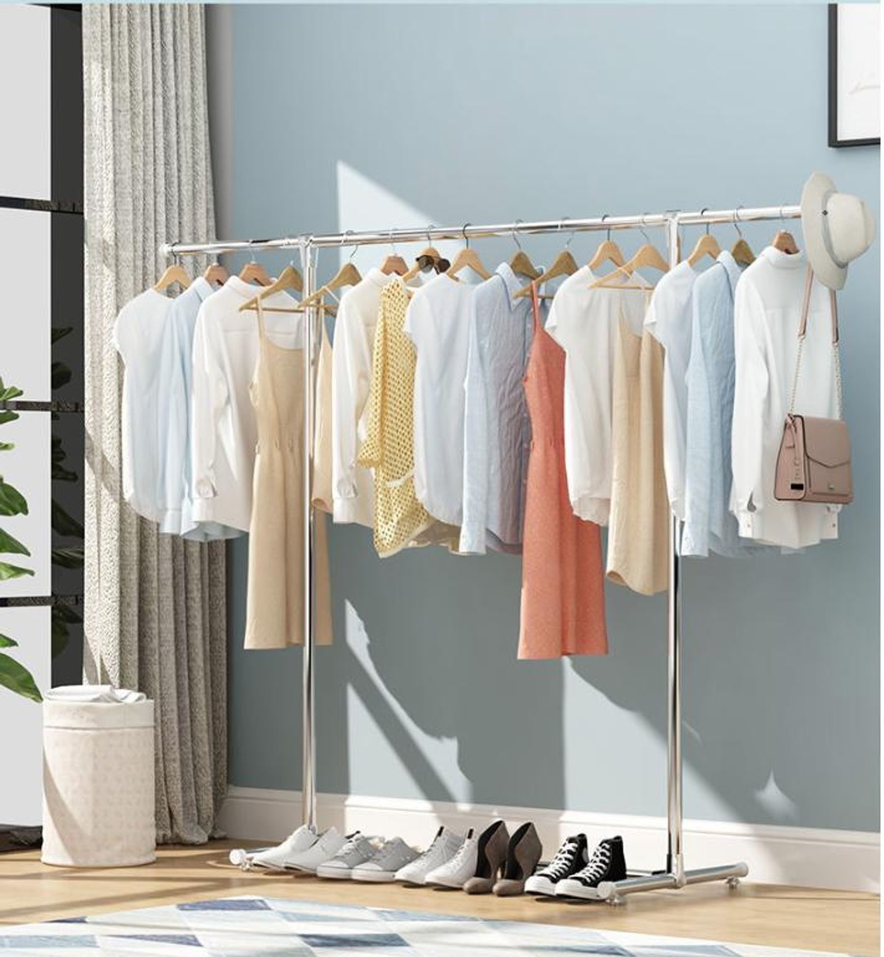 Cách làm quần áo nhanh khô trong 5 phút bằng máy lạnh (điều hòa)