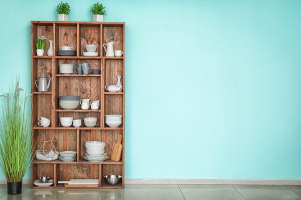 Foto de cómo pintar muebles de pino
